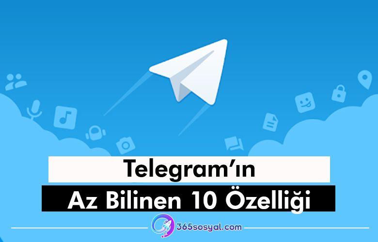 Telegram'ın Çok Az Bilinen 10 Özelliği